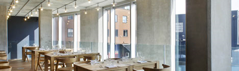 Nottingdale Cafe by Found Associates