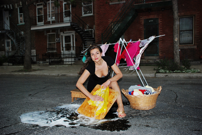 claudia ficca + davide luciano: potholes