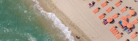 Tropical Beaches from Above, a Photography Series by Gray Malin