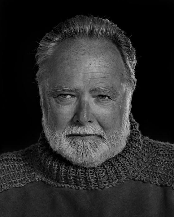 Ernest-Hemingway-Portrait-Imitations-07-560x700