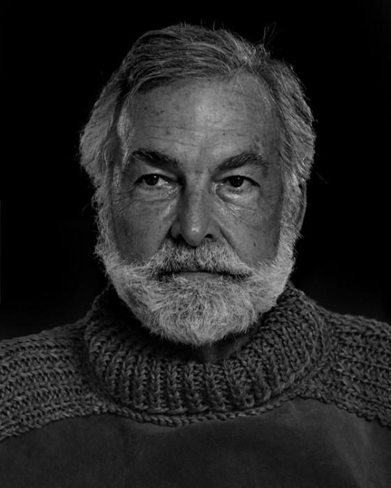 Ernest-Hemingway-Portrait-Imitations-08-560x700