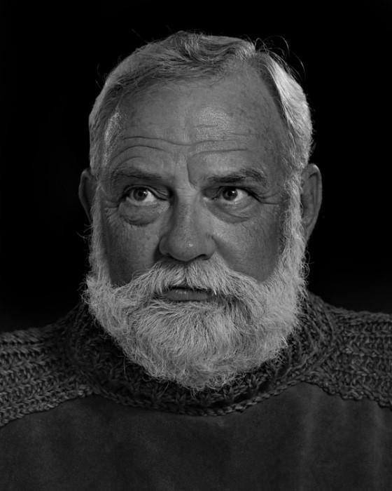 Ernest-Hemingway-Portrait-Imitations-12-560x700