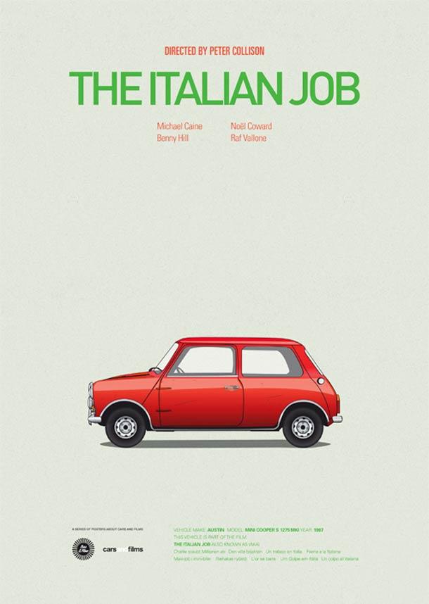 cars in films