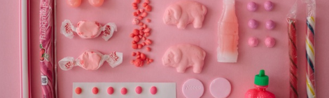 Sugar Series by Color, by Emily Blincoe