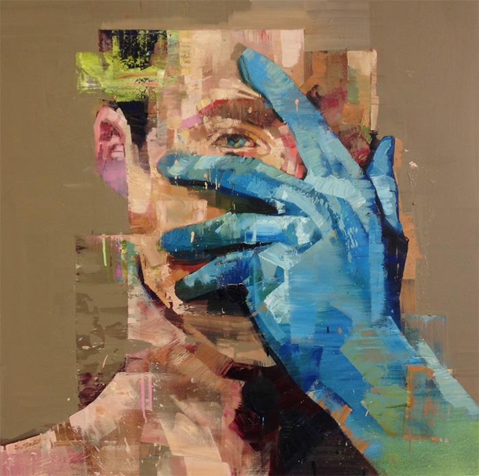 New Portraits by Andrew Salgado