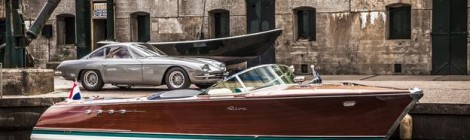 From Riva, a Lamborghini-powered pleasure craft