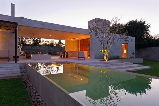 Casa Sisal, Yucatan, Mexico