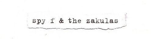 Song 98: Spy F & the Zakulas -  Άφραγκο Αγόρι