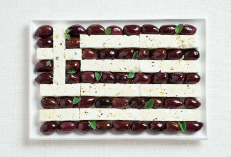Tasty National Flags