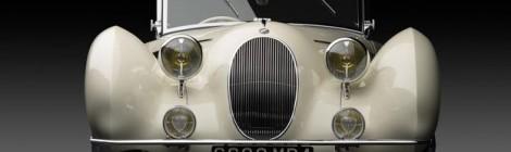1938 Talbot-Lago T150-C SS Teardrop Cabriolet