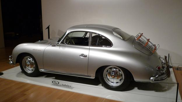 1959 Porsche 356 A Carrera 1600 GS 'Sunroof' Coupé