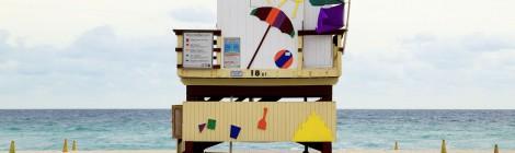 Miami Houses by Leo Caillard