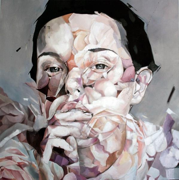 Benjamin Garcia Paintings everythingwithatwist