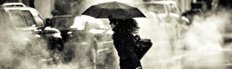 Rain | Blizzard by Navid Baraty