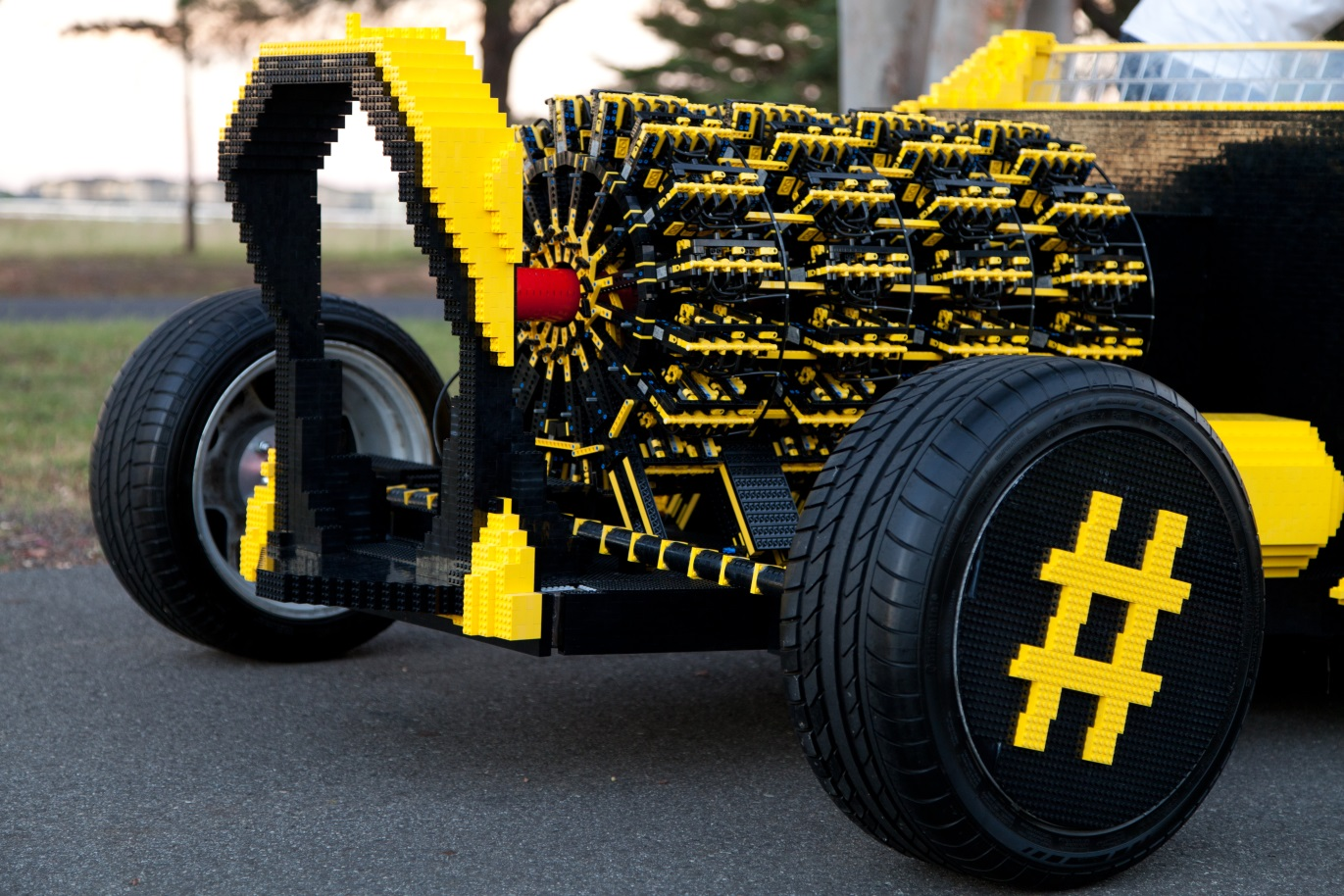 lego car everythingwithatwist