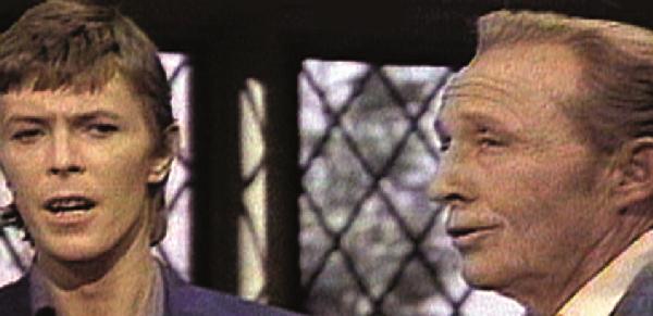 Song 4: Bing Crosby & David Bowie - Little Drummer Boy / Peace on Earth