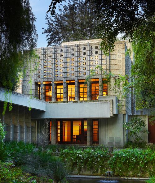 Millard House, Pasadena, CA, USA