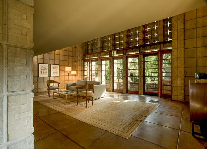 Frank Lloyd Wright - Millard House