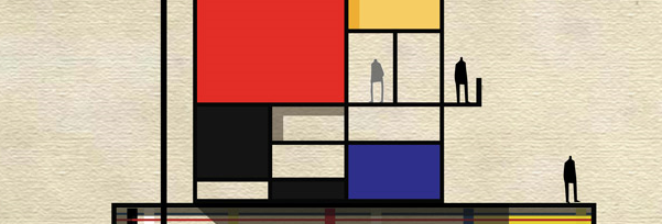 Art Converted into Architecture by Federico Babina