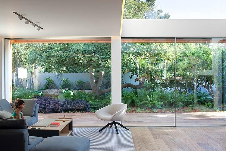 Gerstner Architects garden house