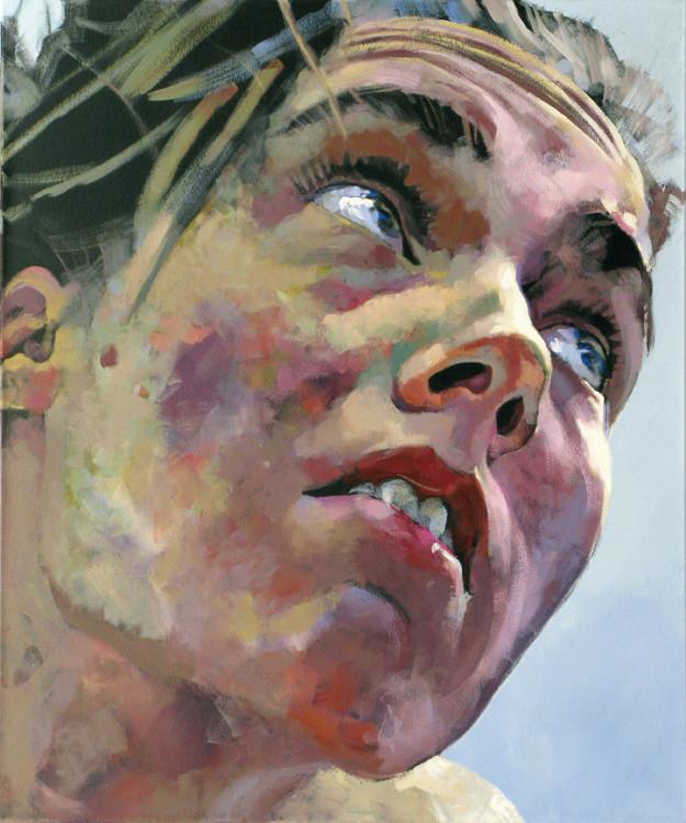 Paintings by Hanjo Sch...