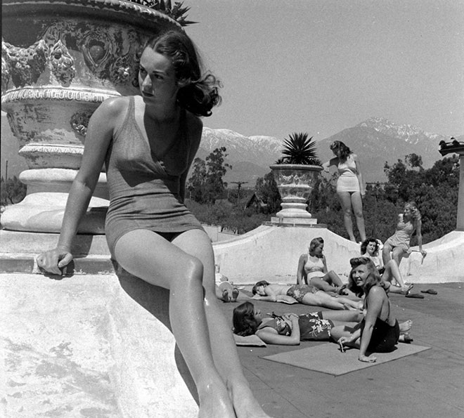 Spring in LA, 1944, by Peter Stackpole