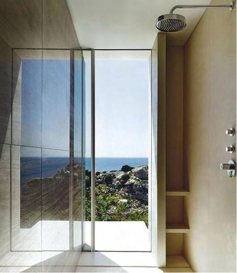 Mediterranean House, Ibiza, Spain