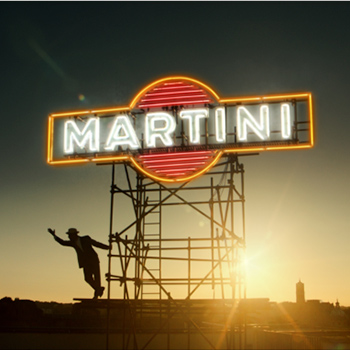 Begin Desire: Streets of Rome by MARTINI