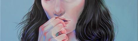 Paintings by Martine Johanna