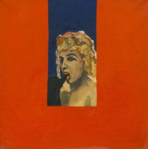 Pop-art Paintings by Rosalyn Drexler - EverythingWithATwist