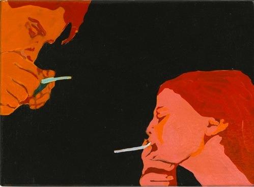 artworks rosalyn drexler