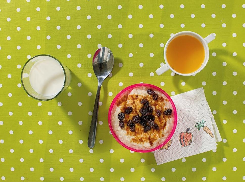 Завтрак ребенка 1 5 года рецепты фото