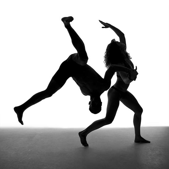 dark dancers erica simone