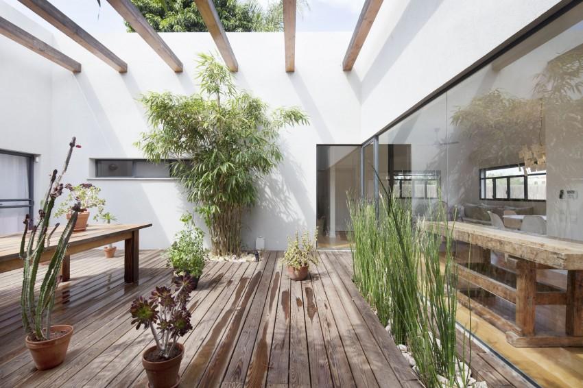 patio house jaffa henkin shavit