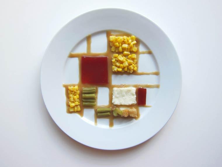 thanksgiving recipes art
