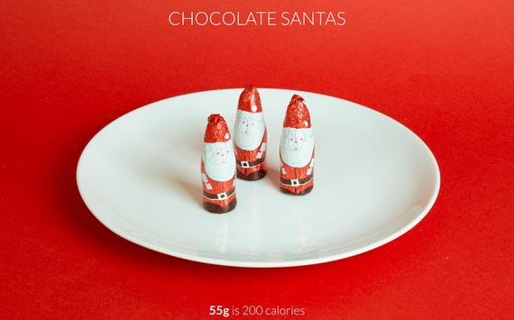 calories xmas everythingwithatwist
