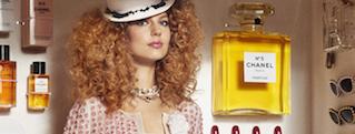 Haute Couture Doll Like Models by Vogue Paris