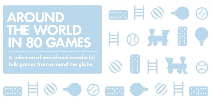 games around the world everythingwithatwist