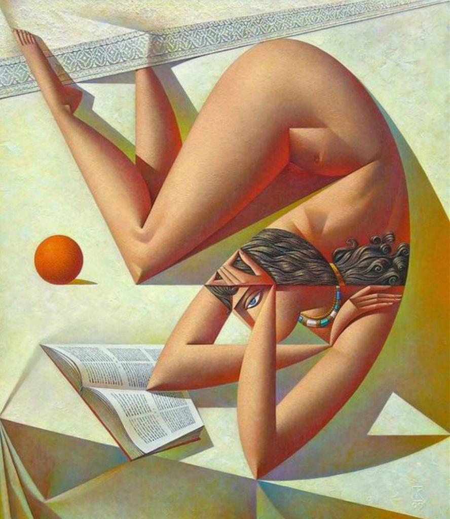 georgy kurasov paintings everythingwithatwist