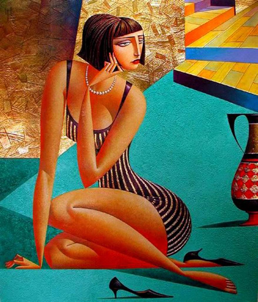 georgy kurasov paintings everythingwithatwist