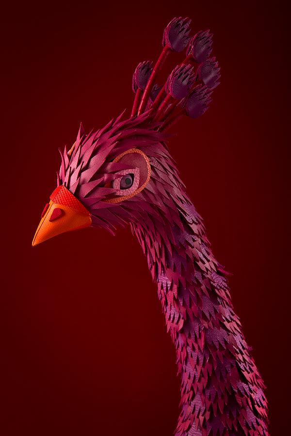 hermes bird sculptures everythingwithatwist