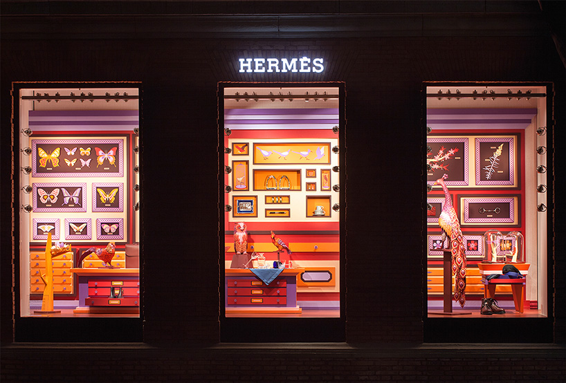 hermes bird sculptures everythingwithatwist