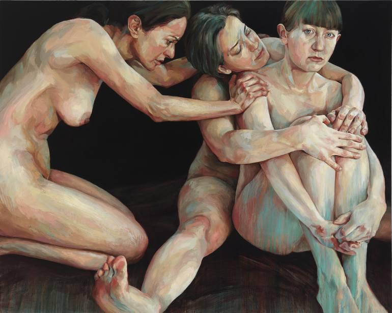 joyce polance paintings everythingwithatwist