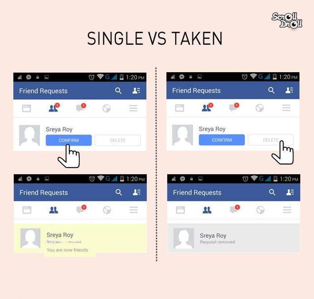 single vs taken everythingwithatwist