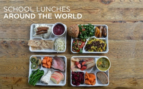 school lunches around the world everythingwithatwist