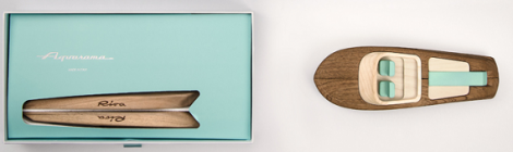 Riva Yachts, Miniature Wooden Counterparts