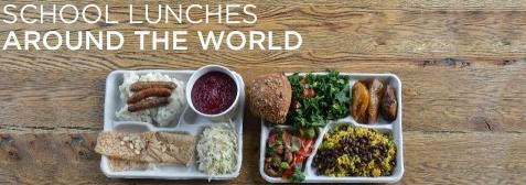 School Lunches Around the World