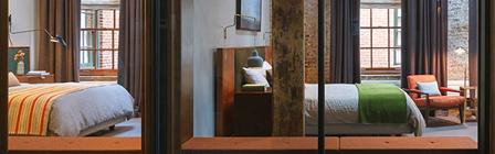Refurbished Tribeca Loft Originally Built in 1884, New York City, US