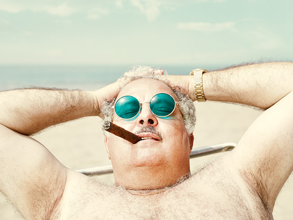 dean bradshaw man beach everythingwithatwist