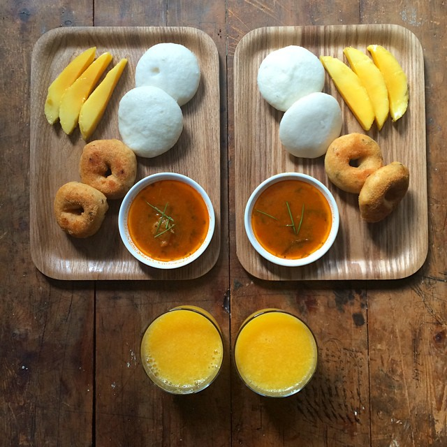 symmetrical breakfast everythingwithatwist